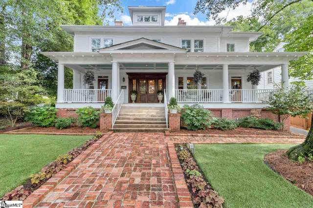 221 E Park Avenue, Greenville, SC 29601 (MLS #1432993) :: Resource Realty Group