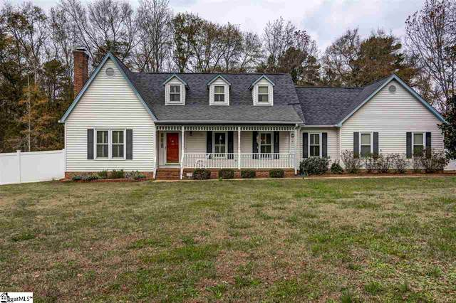 102 Shagbark Circle, Simpsonville, SC 29680 (#1433049) :: Hamilton & Co. of Keller Williams Greenville Upstate