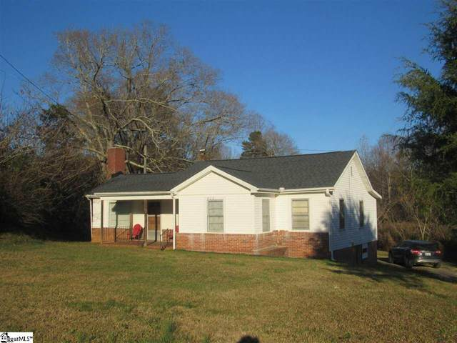 402 Tubbs Mountain Road, Travelers Rest, SC 29690 (#1433225) :: Coldwell Banker Caine