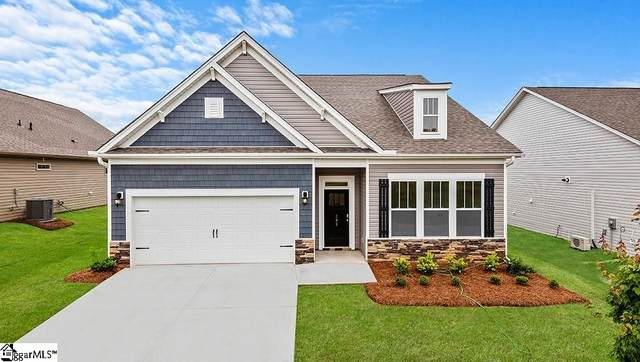 614 Fern Hollow Trail, Anderson, SC 29621 (#1433244) :: Coldwell Banker Caine