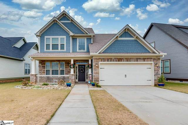 556 Serendipity Lane, Spartanburg, SC 29301 (MLS #1433251) :: Resource Realty Group