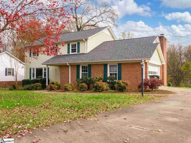 11 Persimmon Hill, Spartanburg, SC 29301 (#1433435) :: Expert Real Estate Team