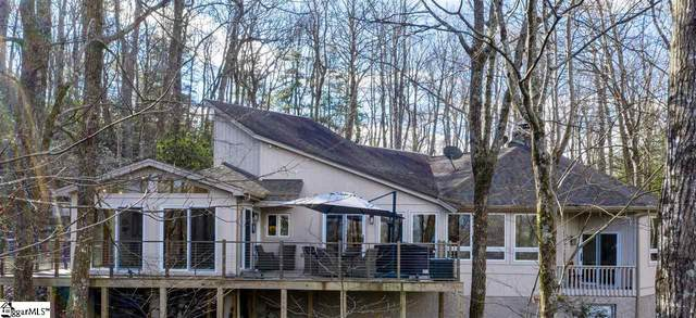 320 Rhododendron Drive, Cleveland, SC 29635 (#1433439) :: Hamilton & Co. of Keller Williams Greenville Upstate