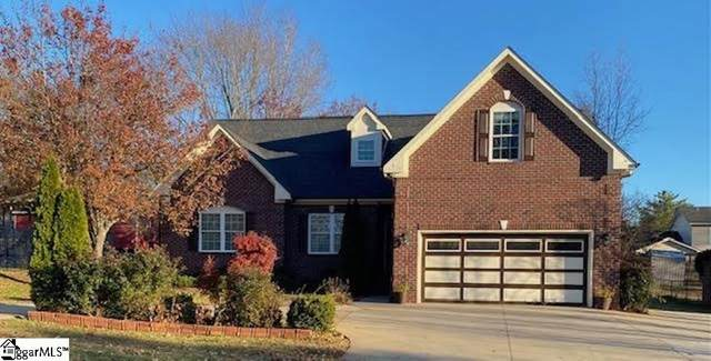 1114 Devenger Road, Greer, SC 29650 (#1433474) :: The Robby Brady Team