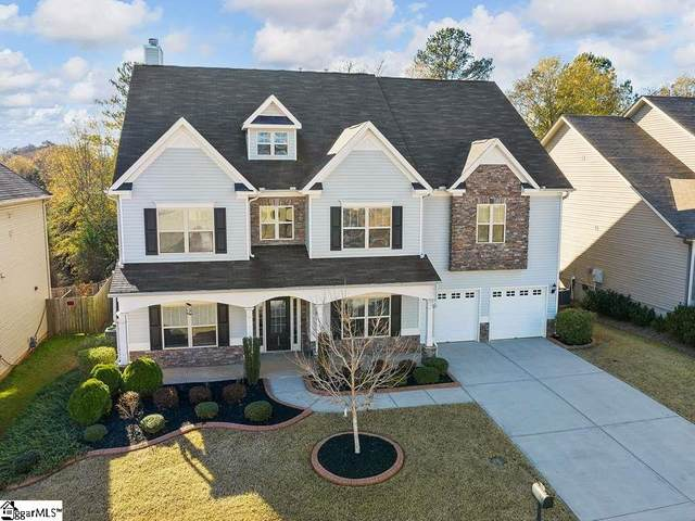 112 Abbey Gardens Lane, Simpsonville, SC 29681 (#1433489) :: The Toates Team