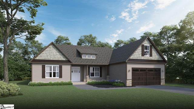710 Ratchford Lane Lot 91, Wellford, SC 29385 (#1433547) :: DeYoung & Company
