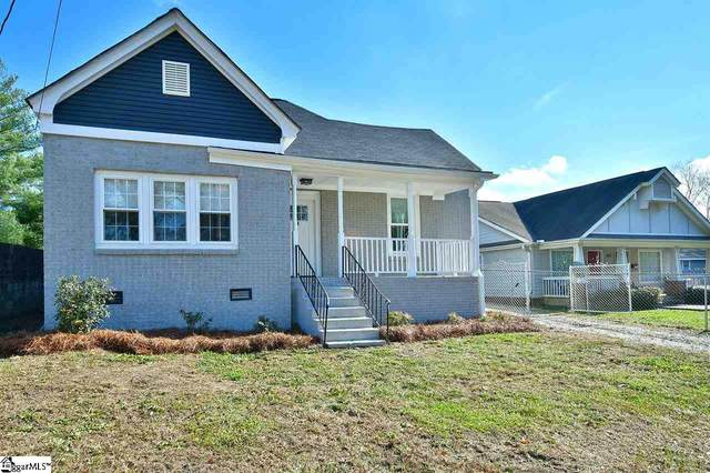 405 Anderson Street, Greenville, SC 29601 (#1433555) :: Green Arc Properties