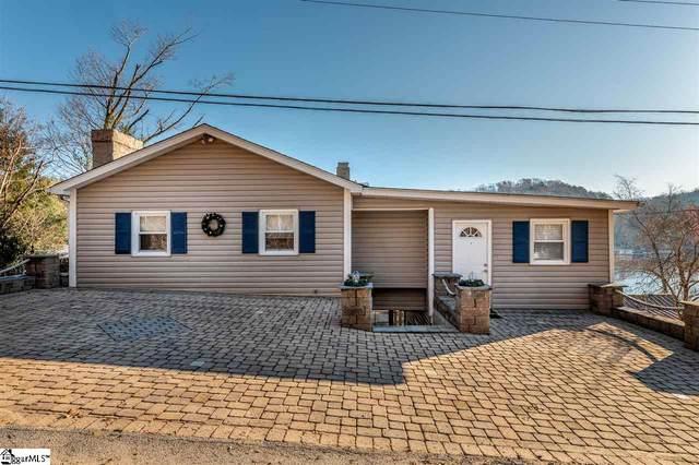 1642 W Lakeshore Drive, Landrum, SC 29356 (#1433591) :: Modern