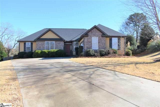 6 Sunapee Court, Greer, SC 29651 (#1433668) :: Coldwell Banker Caine