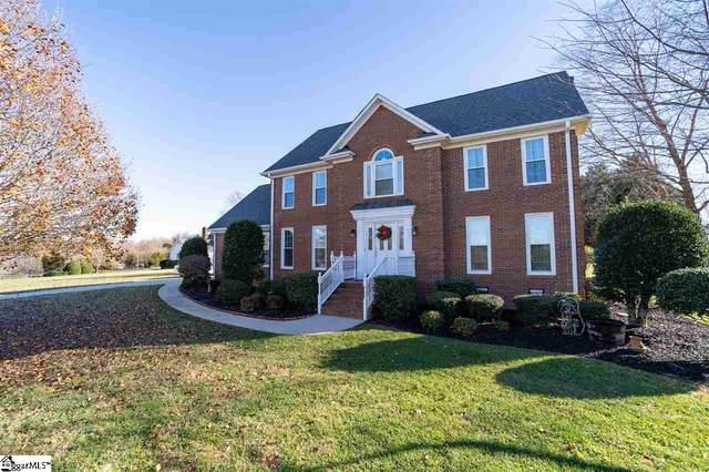 9 Silver Ridge Court, Greer, SC 29651 (#1433670) :: Hamilton & Co. of Keller Williams Greenville Upstate