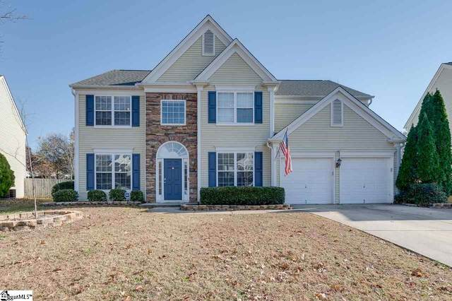 30 Collier Lane, Greer, SC 29650 (#1433712) :: Coldwell Banker Caine