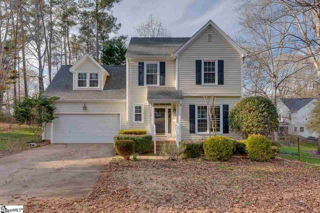 4 Windchime Court, Simpsonville, SC 29680 (#1433747) :: The Toates Team