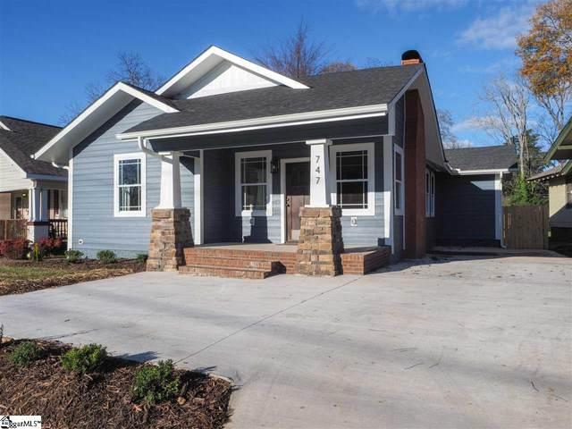 747 Howard Street, Spartanburg, SC 29303 (#1433762) :: Expert Real Estate Team