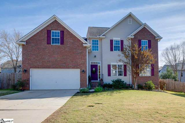 113 Thurber Way, Simpsonville, SC 29681 (MLS #1433772) :: Resource Realty Group