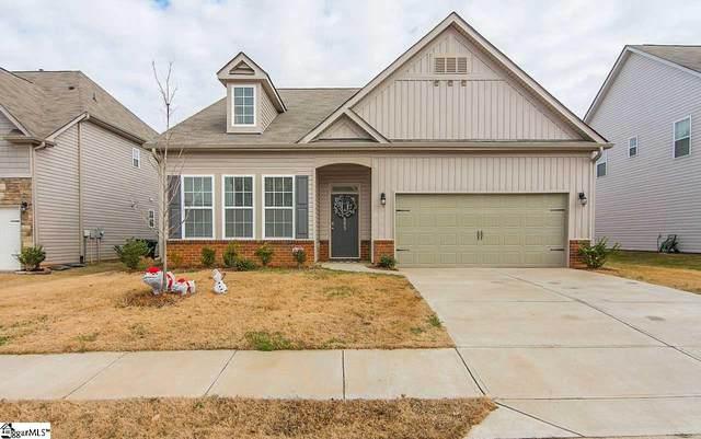 605 Waymeet Drive, Greer, SC 29651 (#1433827) :: Expert Real Estate Team