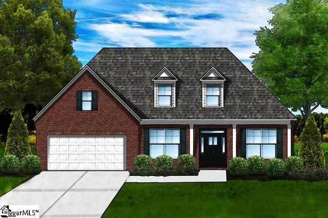 102 Braemar Knoll Drive Lot 22, Greer, SC 29651 (#1433933) :: Hamilton & Co. of Keller Williams Greenville Upstate