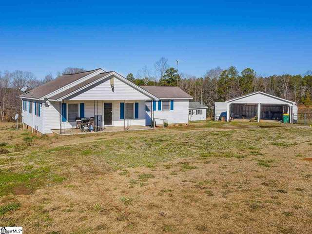 802 Buddy Knight Road, Ware Shoals, SC 29692 (#1433991) :: The Haro Group of Keller Williams