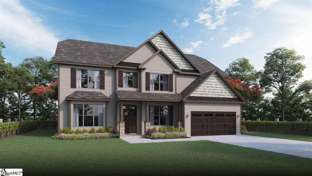24 Verona Circle Lot 12, Simpsonville, SC 29681 (#1433996) :: Coldwell Banker Caine