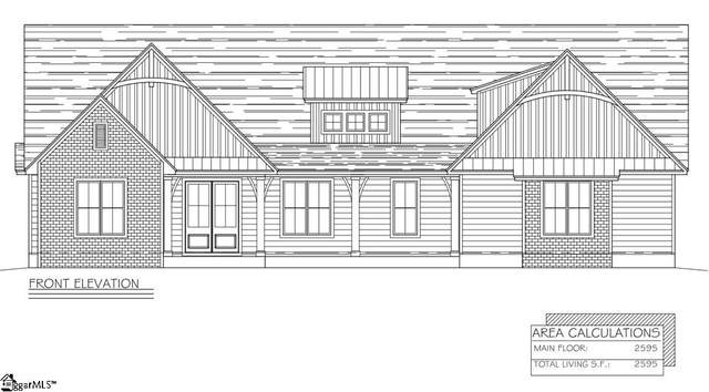 209 Stillwaters Bay Drive, Taylors, SC 29687 (#1434033) :: Modern