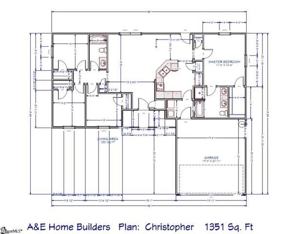 107 Morton Avenue, Simpsonville, SC 29681 (#1434057) :: J. Michael Manley Team
