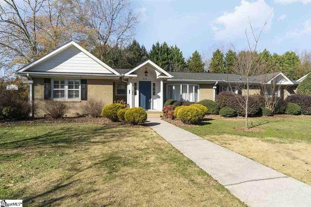 111 Lake Forest Drive, Greenville, SC 29609 (#1434071) :: The Haro Group of Keller Williams