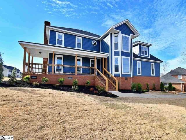 201 Grayson Drive, Travelers Rest, SC 29690 (#1434114) :: Expert Real Estate Team