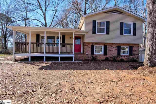 302 Chuckwood Drive, Simpsonville, SC 29681 (#1434125) :: Expert Real Estate Team
