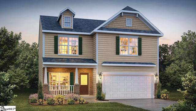 444 Millridge Road, Piedmont, SC 29673 (#1434129) :: Hamilton & Co. of Keller Williams Greenville Upstate