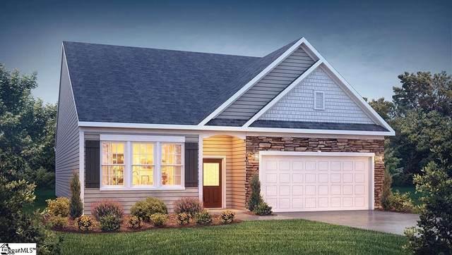 429 Millridge Road, Piedmont, SC 29673 (#1434140) :: Hamilton & Co. of Keller Williams Greenville Upstate