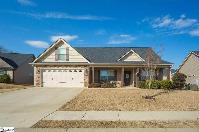126 Bridgeville Way, Boiling Springs, SC 29316 (#1434209) :: J. Michael Manley Team