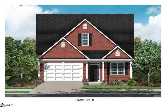 851 Orchard Valley Lane Lot 19, Boiling Springs, SC 29316 (#1434236) :: Coldwell Banker Caine