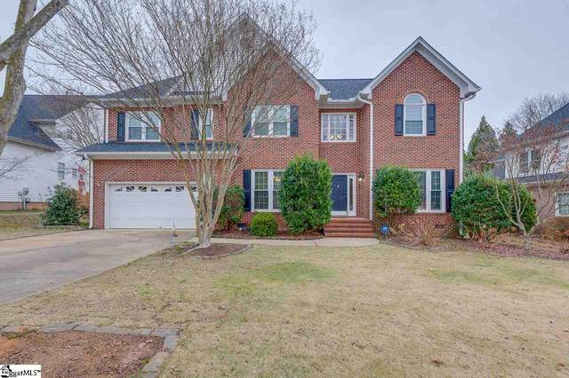 3 Ashworth Lane, Greer, SC 29650 (#1434347) :: Hamilton & Co. of Keller Williams Greenville Upstate