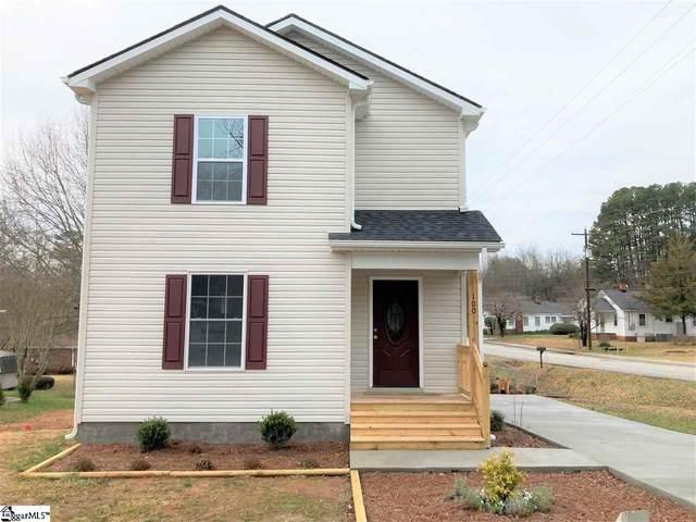 100 Lloyd Avenue, Easley, SC 29640 (#1434418) :: Hamilton & Co. of Keller Williams Greenville Upstate