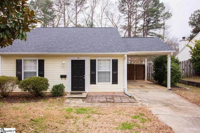 18 Sweetbriar Lane, Spartanburg, SC 29301 (#1434462) :: Expert Real Estate Team