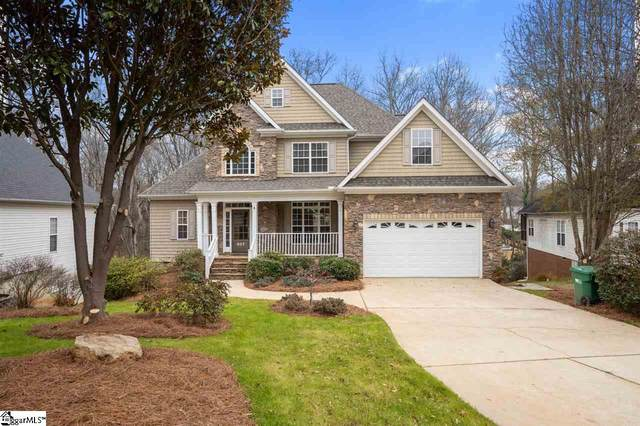 607 Chaulk Hill Court, Simpsonville, SC 29681 (#1434465) :: Coldwell Banker Caine