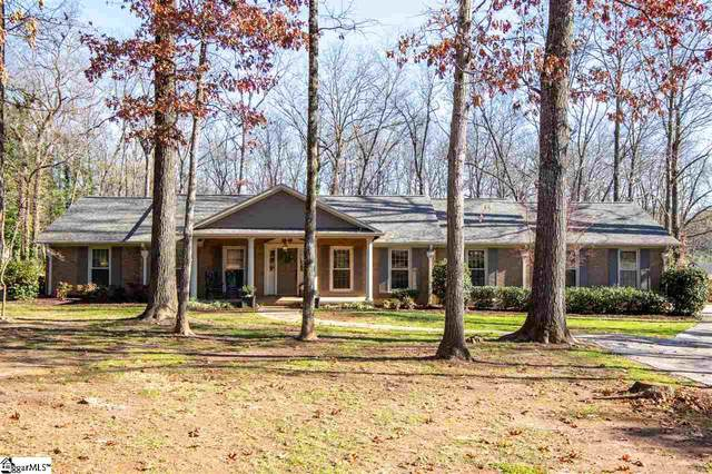 125 Meadow Wood Drive, Greenville, SC 29615 (#1434495) :: Coldwell Banker Caine