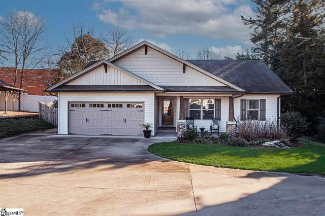 101 S Howell Street, Greer, SC 29650 (#1434521) :: Coldwell Banker Caine