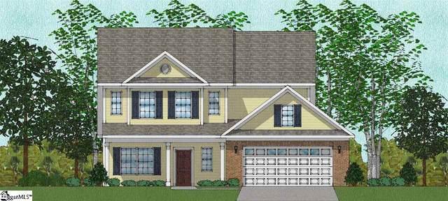 401 Yarrow Way Lot 117, Greenville, SC 29607 (#1434538) :: Hamilton & Co. of Keller Williams Greenville Upstate