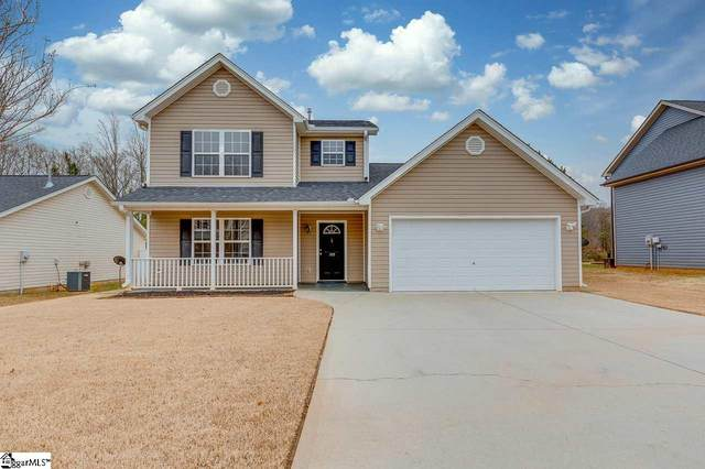 109 Shakleton Drive, Anderson, SC 29625 (#1434540) :: The Haro Group of Keller Williams