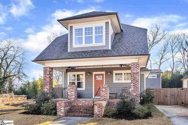 114 N Calhoun Street, Greenville, SC 29601 (#1434599) :: Coldwell Banker Caine