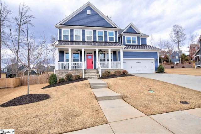 14 Gillray Drive, Greenville, SC 29617 (MLS #1434633) :: Resource Realty Group