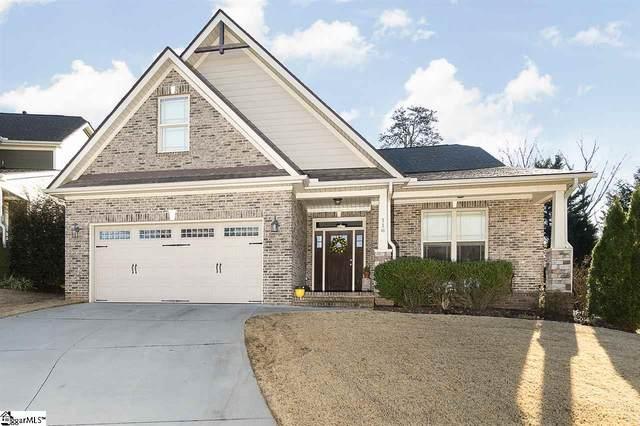 116 Beaumont Creek Lane, Greenville, SC 29609 (#1434657) :: J. Michael Manley Team