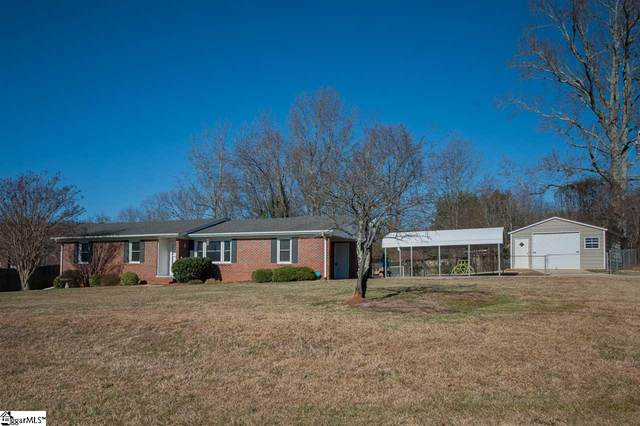 100 Pennwood Lane, Greenville, SC 29609 (#1434666) :: Hamilton & Co. of Keller Williams Greenville Upstate