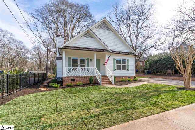 145 Cleveland Street, Greenville, SC 29601 (#1434707) :: Coldwell Banker Caine