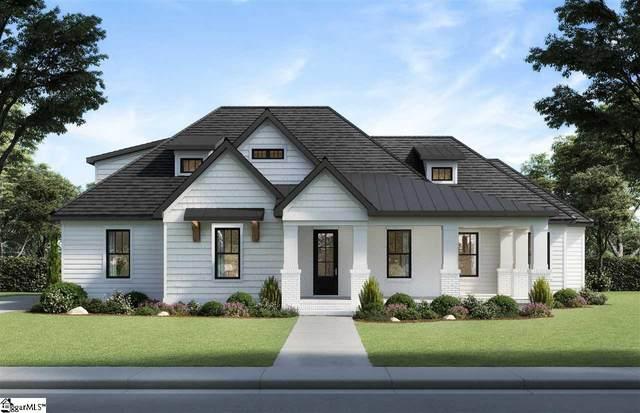 309 Braxton Meadow Drive, Simpsonville, SC 29681 (#1434742) :: Hamilton & Co. of Keller Williams Greenville Upstate