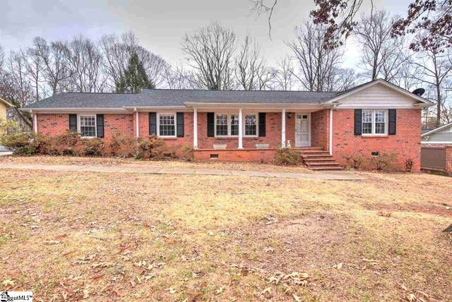 25 Randy Drive, Taylors, SC 29687 (#1434778) :: The Toates Team