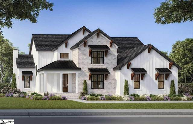 504 Rustic Outland Drive, Simpsonville, SC 29681 (#1434789) :: Hamilton & Co. of Keller Williams Greenville Upstate