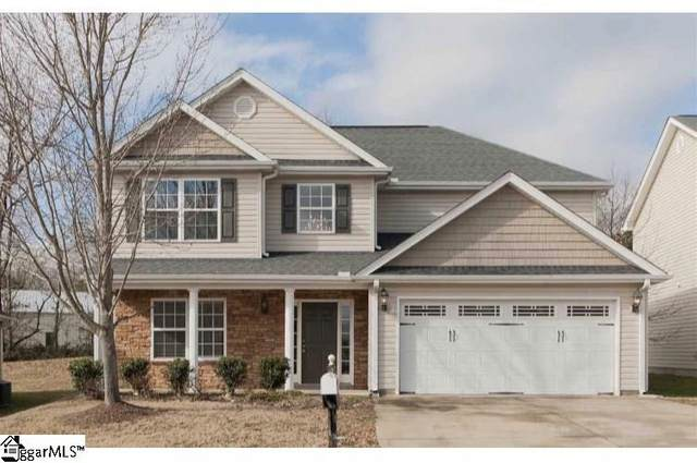 6 Falling Spring Court, Simpsonville, SC 29681 (#1434853) :: The Haro Group of Keller Williams