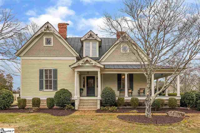 1603 Fairview Road, Fountain Inn, SC 29644 (#1434866) :: J. Michael Manley Team