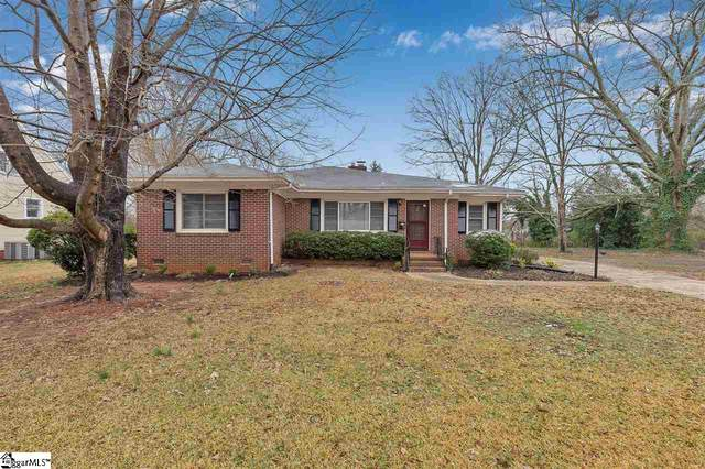 8 E Blue Ridge Drive, Greenville, SC 29609 (#1434873) :: The Toates Team